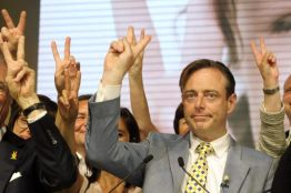 Bart De Wever 25 mai