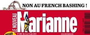 Marianne du 6 juin 2014