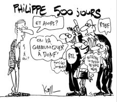 Kroll Philippe 500 jours