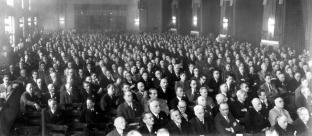 congrès 1945