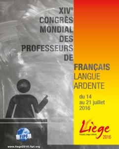 français langue ardente